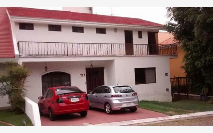 Foto de casa en venta en avenida san isidro sur 01, las cañadas, zapopan, jalisco, 2713975 No. 01