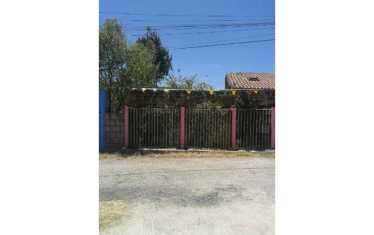 Foto de casa en venta en  , san josé el vidrio, nicolás romero, méxico, 1775803 No. 01
