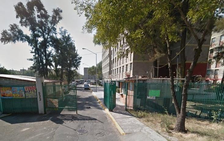 Foto de departamento en venta en avenida san juan de aragon , el olivo, gustavo a. madero, distrito federal, 1379093 No. 01