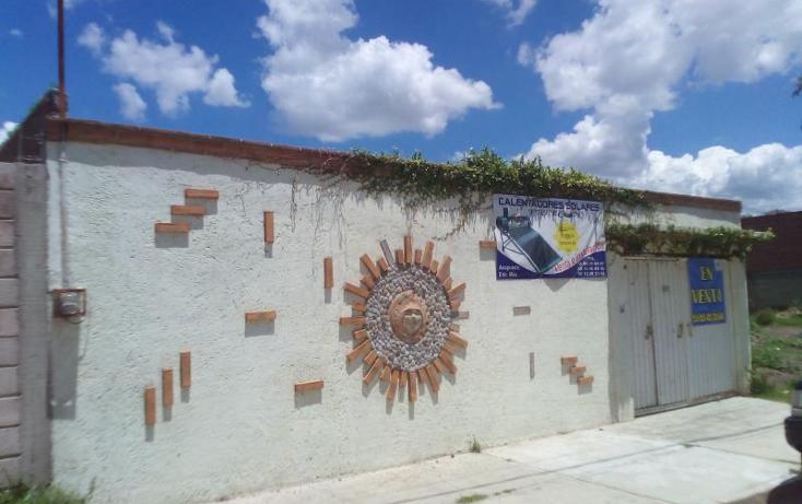 Foto de casa en venta en avenida san miguel 42, axapusco, axapusco, m?xico, 1903370 No. 01