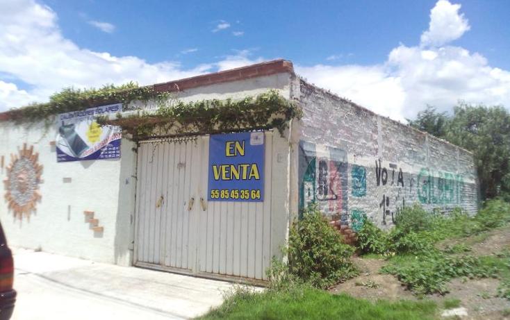 Foto de casa en venta en avenida san miguel 42, axapusco, axapusco, m?xico, 1903370 No. 02