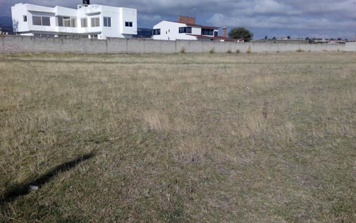 Foto de terreno habitacional en venta en avenida san miguel zacango , el refugio, toluca, méxico, 478411 No. 02