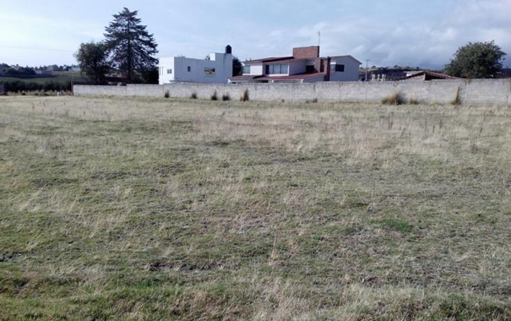 Foto de terreno habitacional en venta en avenida san miguel zacango , el refugio, toluca, méxico, 478411 No. 04