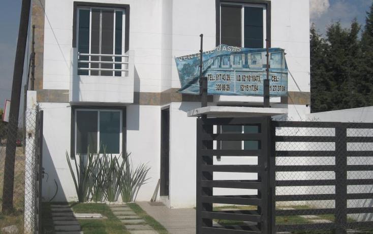 Foto de casa en venta en avenida santa barbara 34, san juan cuautlancingo centro, cuautlancingo, puebla, 539620 No. 01
