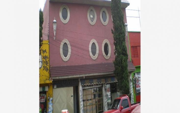 Foto de edificio en venta en avenida santa cruz meyehualco 1, santa maria aztahuacan, iztapalapa, df, 579448 no 01