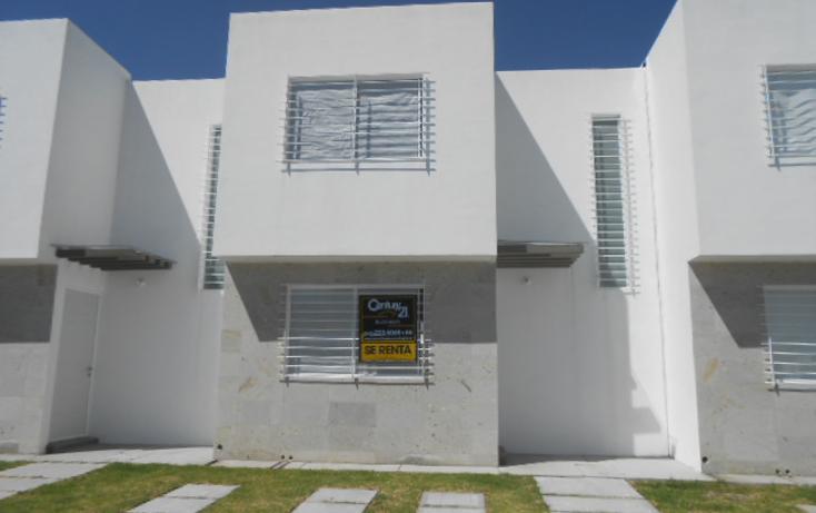 Foto de casa en renta en  , santuarios del cerrito, corregidora, querétaro, 1702240 No. 01