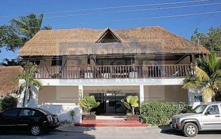 Foto de edificio en venta en  , tulum centro, tulum, quintana roo, 1848628 No. 01