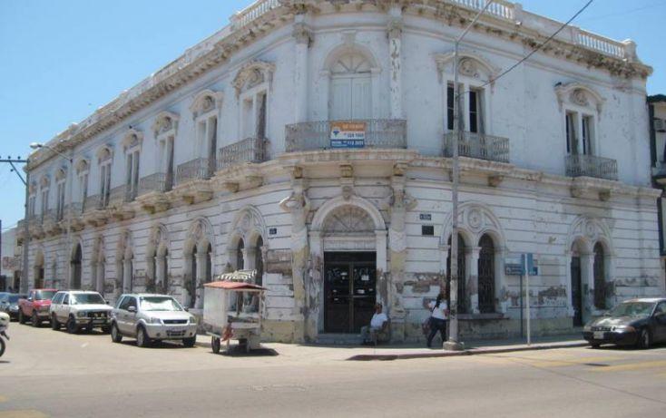 Foto de edificio en venta en avenida serdan 46, la cantera, guaymas, sonora, 1387763 no 01