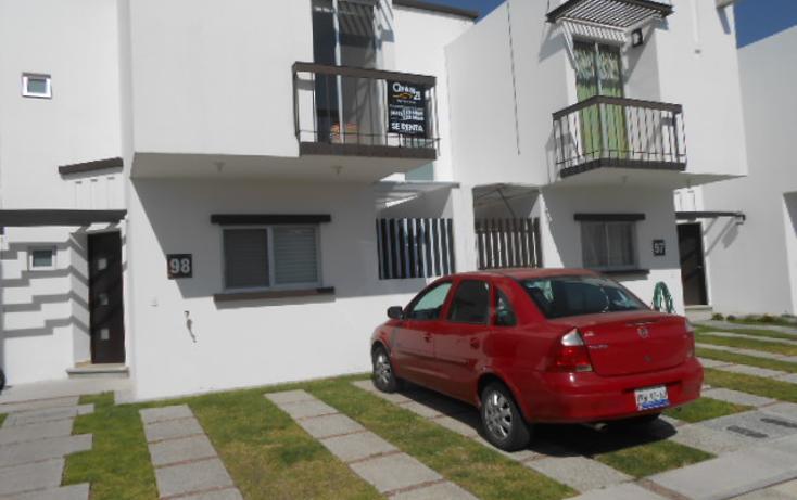 Foto de casa en renta en avenida sonterra 4024 casa 98 , sonterra, querétaro, querétaro, 1716428 No. 01