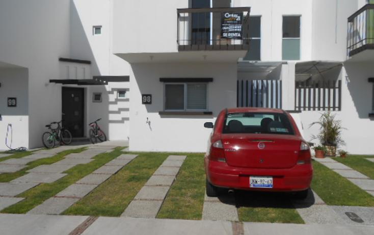 Foto de casa en renta en avenida sonterra 4024 casa 98 , sonterra, querétaro, querétaro, 1716428 No. 02