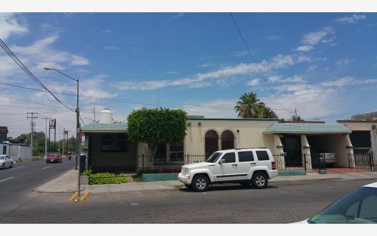Foto de casa en venta en avenida tamaulipas 34, hermosillo centro, hermosillo, sonora, 1900840 No. 01