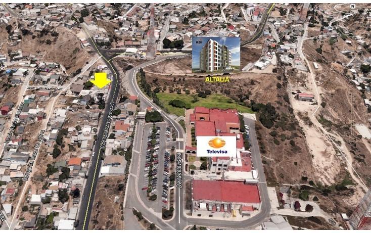 Foto de terreno habitacional en venta en avenida television , juárez, tijuana, baja california, 447720 No. 01