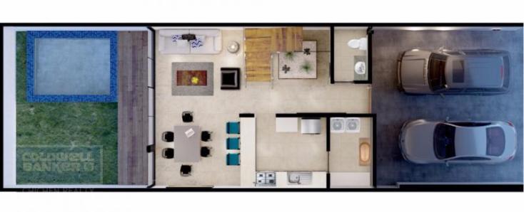 Foto de casa en condominio en venta en avenida temozon , temozon norte, mérida, yucatán, 1755513 No. 10