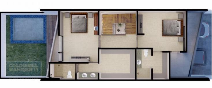 Foto de casa en condominio en venta en avenida temozon , temozon norte, mérida, yucatán, 1755513 No. 11