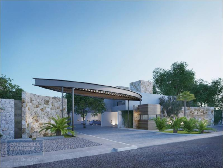 Foto de casa en condominio en venta en  , temozon norte, mérida, yucatán, 1755545 No. 02