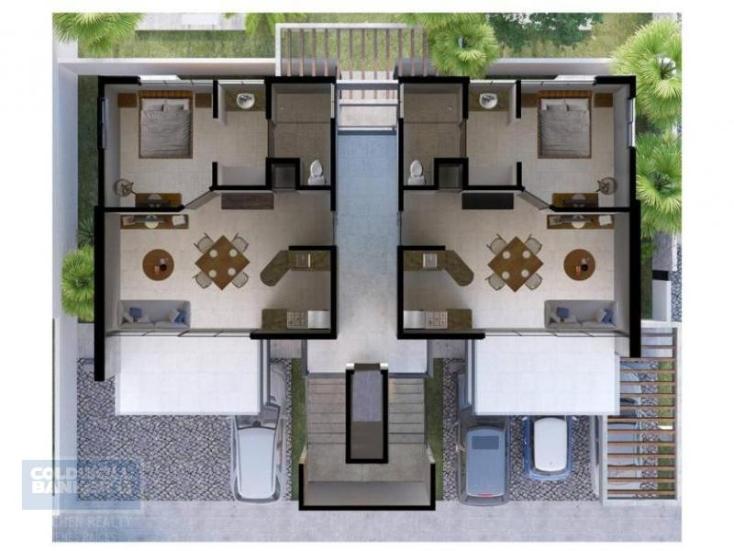 Foto de casa en condominio en venta en  , temozon norte, mérida, yucatán, 1755545 No. 07