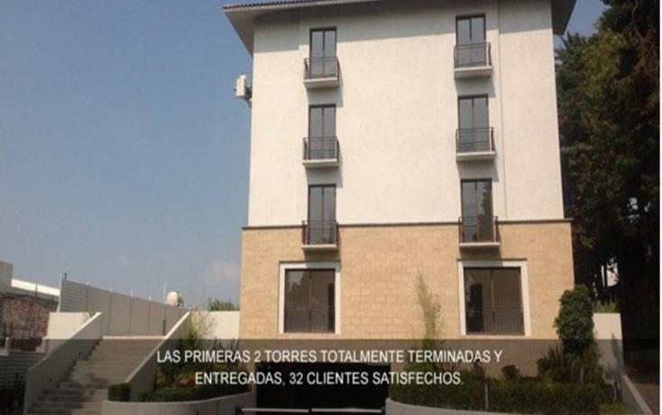 Foto de departamento en venta en avenida toluca , olivar de los padres, álvaro obregón, distrito federal, 1487165 No. 13
