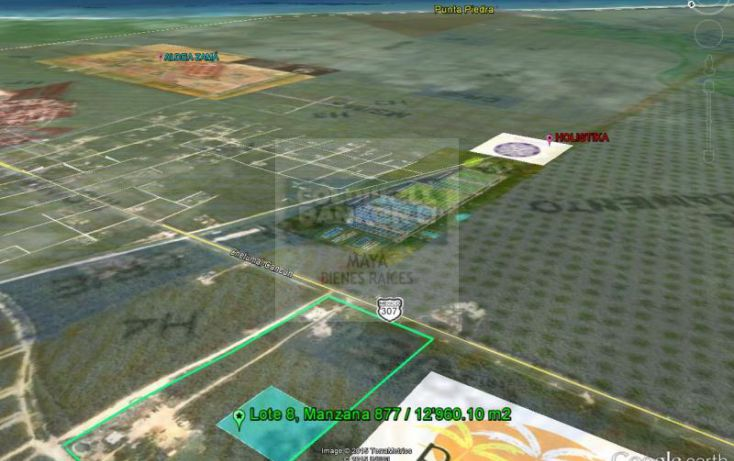 Foto de terreno habitacional en venta en avenida tulum 913, tulum centro, tulum, quintana roo, 784953 no 04