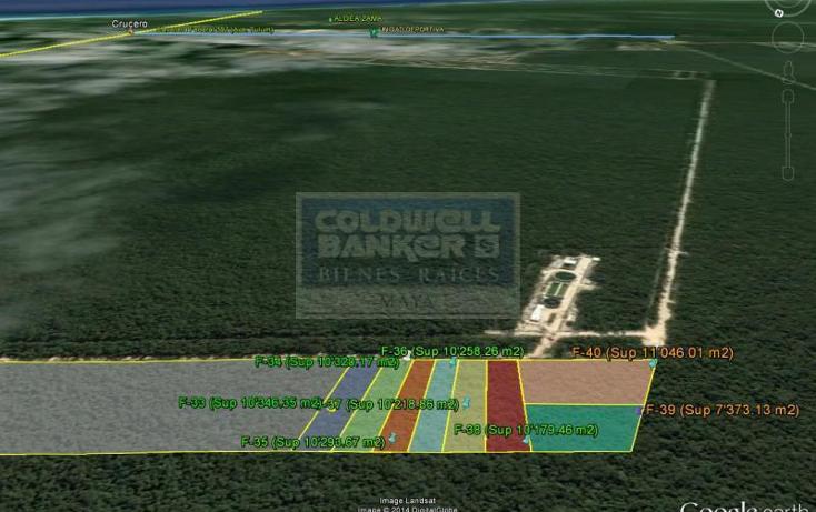Foto de terreno comercial en venta en  , tulum centro, tulum, quintana roo, 1848536 No. 03