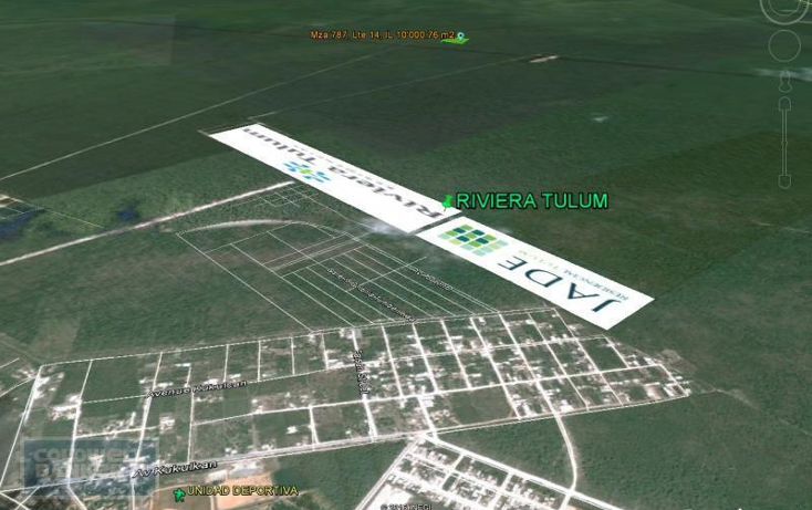 Foto de terreno comercial en venta en avenida tulum , tulum centro, tulum, quintana roo, 1848550 No. 09