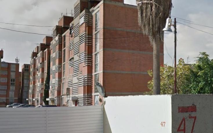 Foto de departamento en venta en avenida unión , agrícola oriental, iztacalco, distrito federal, 1397581 No. 02