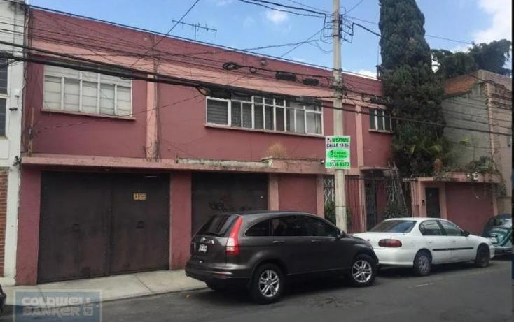 Foto de casa en renta en  1, san pedro de los pinos, benito juárez, distrito federal, 1746481 No. 01