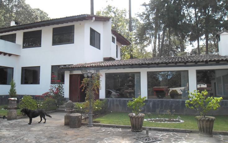 Foto de casa en venta en avenida vega del rio , avándaro, valle de bravo, méxico, 724157 No. 02