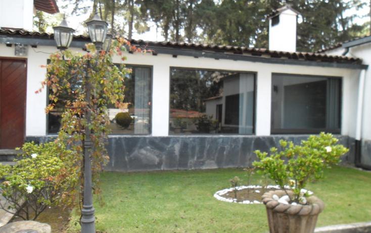 Foto de casa en venta en avenida vega del rio , avándaro, valle de bravo, méxico, 724157 No. 03