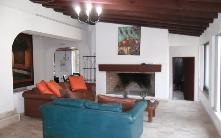 Foto de casa en venta en avenida vega del rio , avándaro, valle de bravo, méxico, 724157 No. 04
