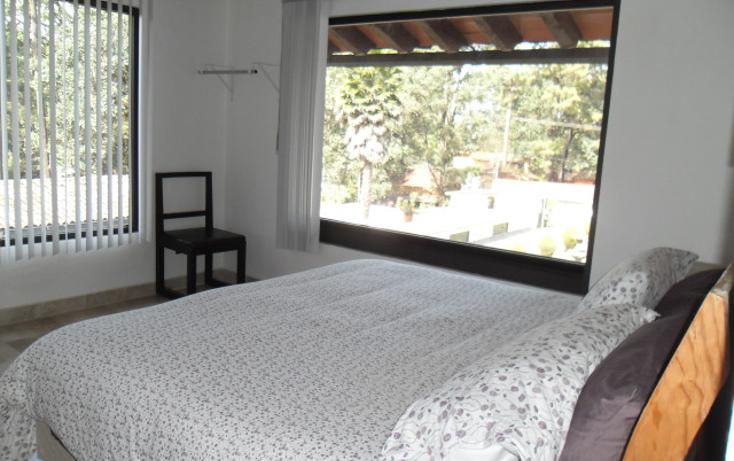 Foto de casa en venta en avenida vega del rio , avándaro, valle de bravo, méxico, 724157 No. 11