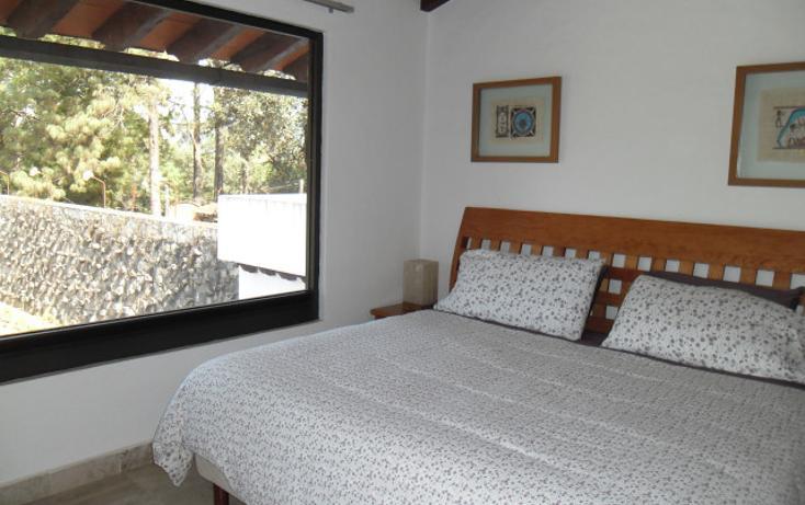 Foto de casa en venta en avenida vega del rio , avándaro, valle de bravo, méxico, 724157 No. 12