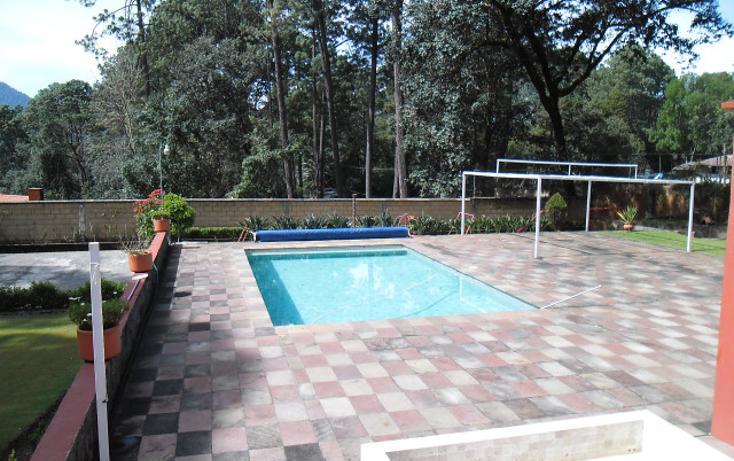 Foto de casa en venta en avenida vega del rio , avándaro, valle de bravo, méxico, 724157 No. 17
