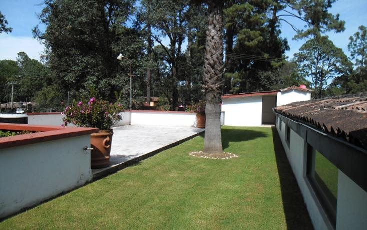 Foto de casa en venta en avenida vega del rio , avándaro, valle de bravo, méxico, 724157 No. 18