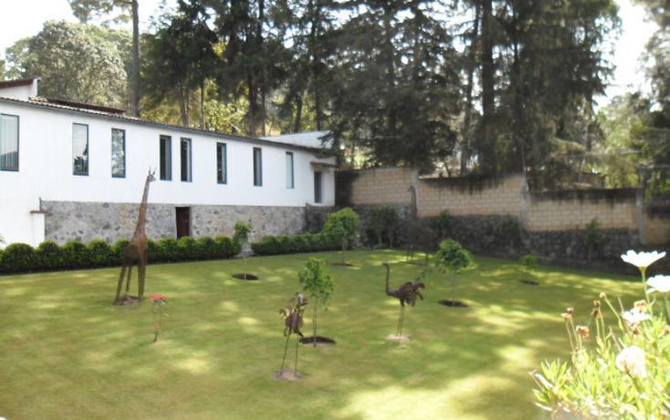 Foto de casa en venta en avenida vega del rio , avándaro, valle de bravo, méxico, 724157 No. 23