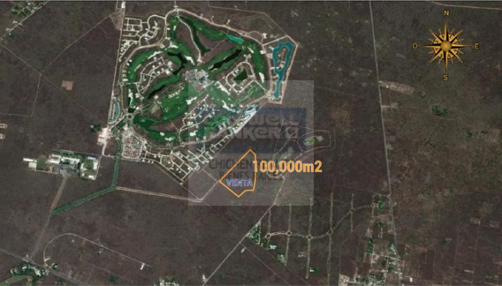 Foto de terreno habitacional en venta en  , chablekal, mérida, yucatán, 1754720 No. 01