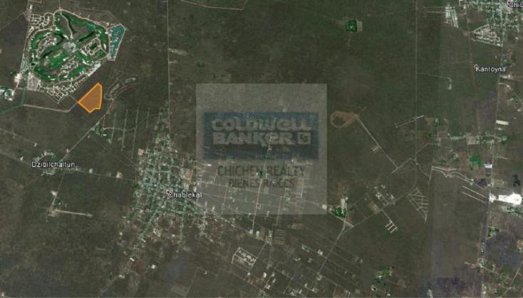 Foto de terreno habitacional en venta en  , chablekal, mérida, yucatán, 1754720 No. 03