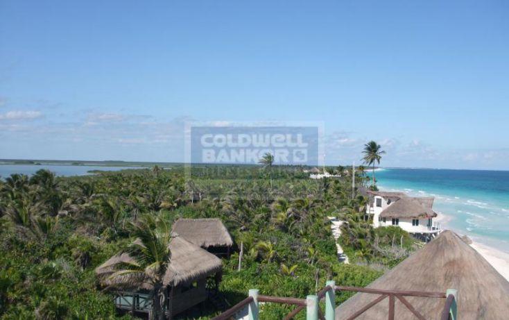 Foto de terreno habitacional en venta en avenioda tulum ote 913, tulum centro, tulum, quintana roo, 347119 no 01