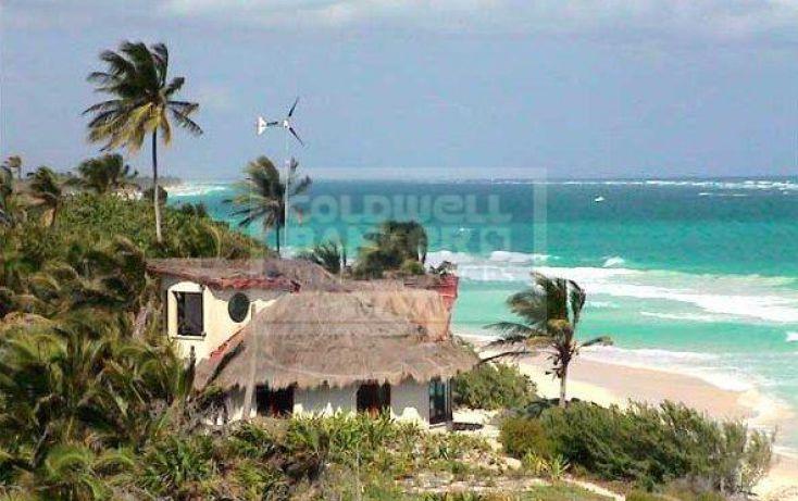 Foto de terreno habitacional en venta en avenioda tulum ote 913, tulum centro, tulum, quintana roo, 347119 no 02
