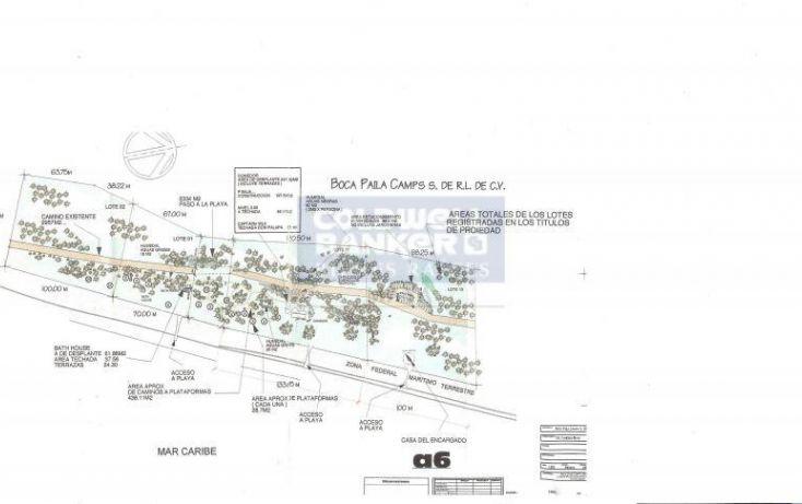 Foto de terreno habitacional en venta en avenioda tulum ote 913, tulum centro, tulum, quintana roo, 347119 no 13