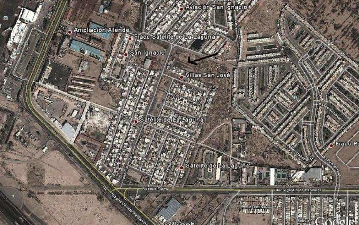 Foto de terreno industrial en venta en  , aviación san ignacio, torreón, coahuila de zaragoza, 1328585 No. 06