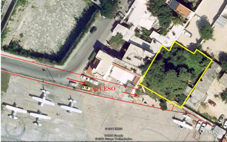 Foto de terreno habitacional en venta en, aviación, solidaridad, quintana roo, 1280561 no 01