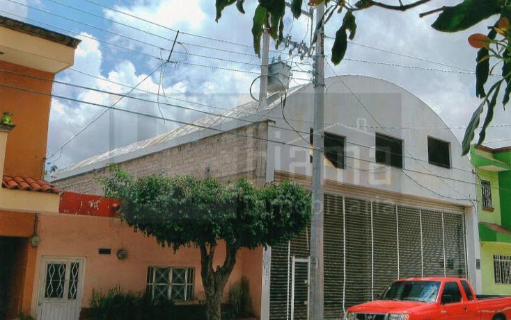 Foto de nave industrial en venta en  , aviación, tepic, nayarit, 1238985 No. 01