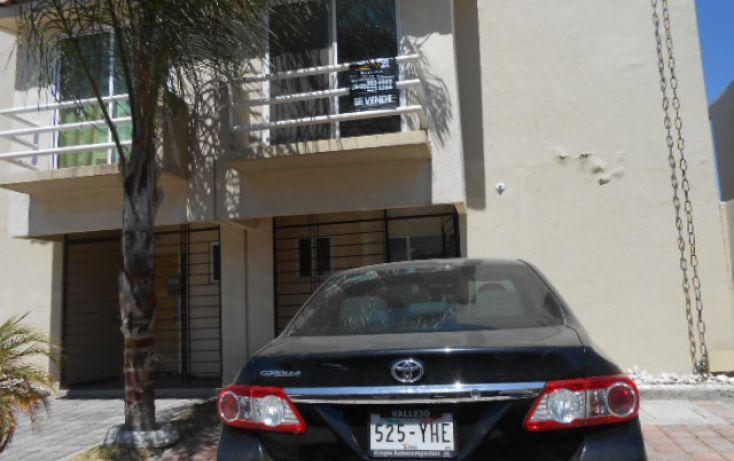 Foto de casa en venta en avparque la gloria condominio a 2201 casa 45, la gloria, querétaro, querétaro, 1756043 no 01