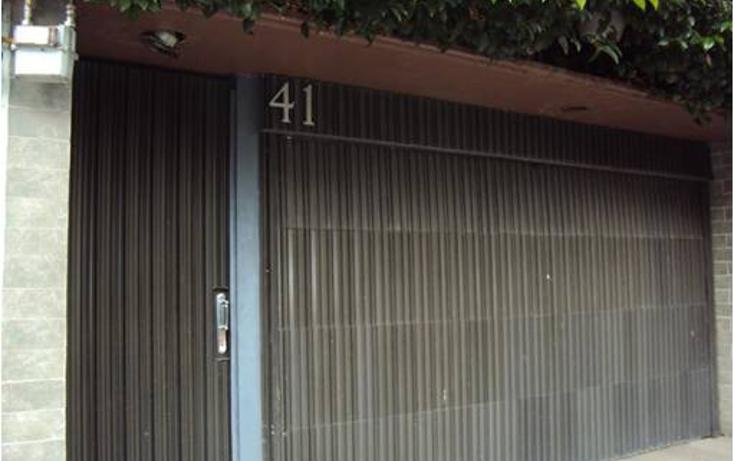 Foto de casa en venta en  , axotla, álvaro obregón, distrito federal, 1779098 No. 01