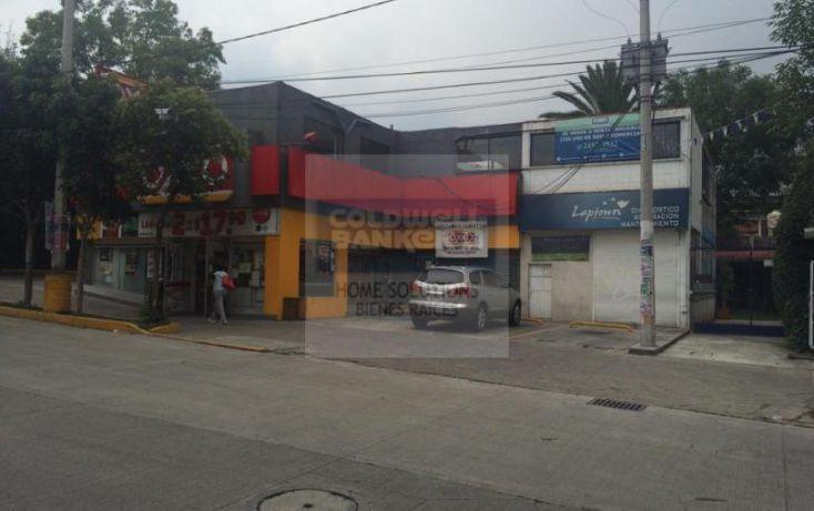Foto de edificio en venta en ayuntamiento, barrio la lonja, tlalpan, df, 1754562 no 01