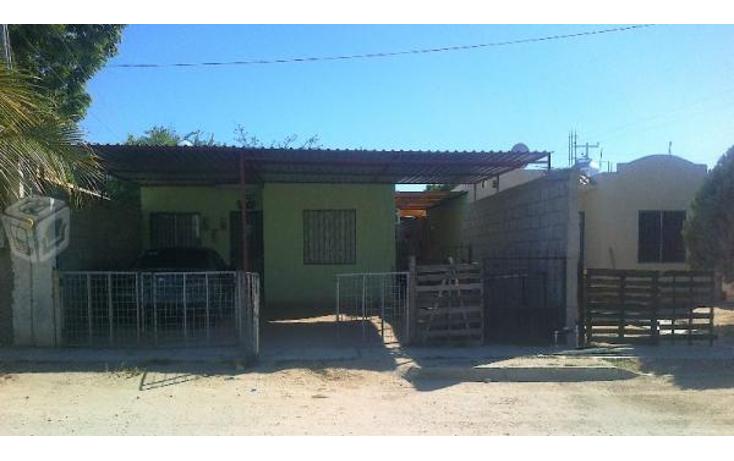 Foto de casa en venta en  , ayuntamiento, la paz, baja california sur, 1394597 No. 01