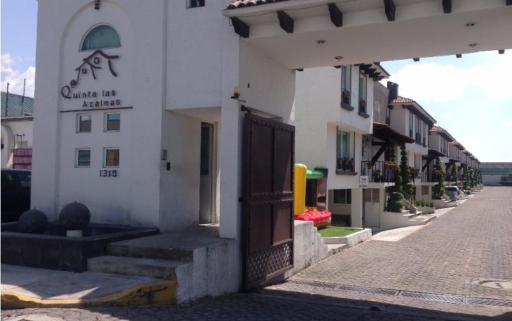 Foto de casa en renta en  , azaleas, metepec, méxico, 1418657 No. 01
