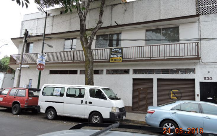 Foto de casa en renta en azores, santa cruz atoyac, benito juárez, df, 1960503 no 03