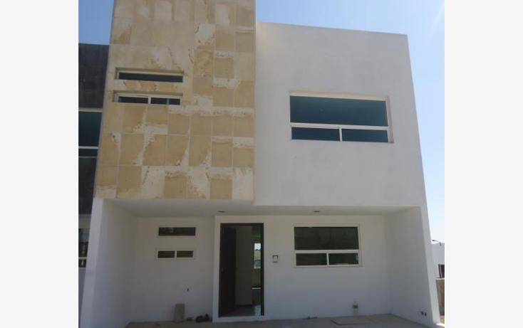 Foto de casa en venta en azteca 515, la calera, puebla, puebla, 497967 No. 01