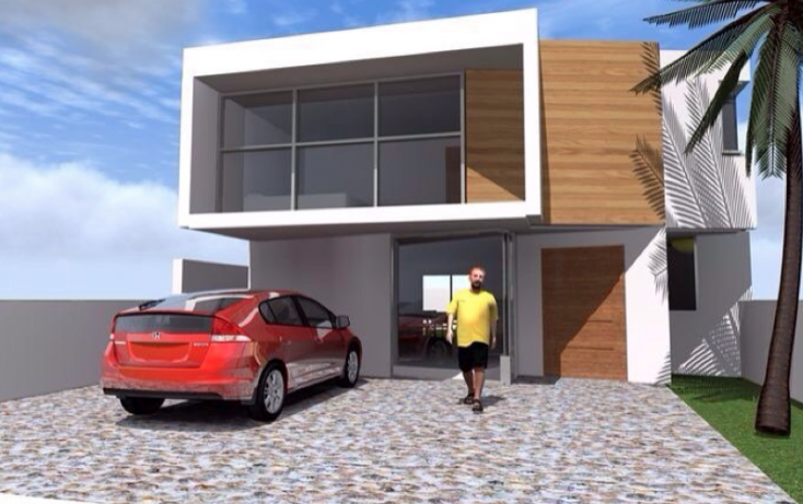 Foto de casa en venta en, azteca, querétaro, querétaro, 1190963 no 01